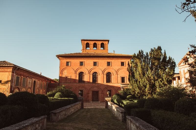 Villa Wedding in Tuscany