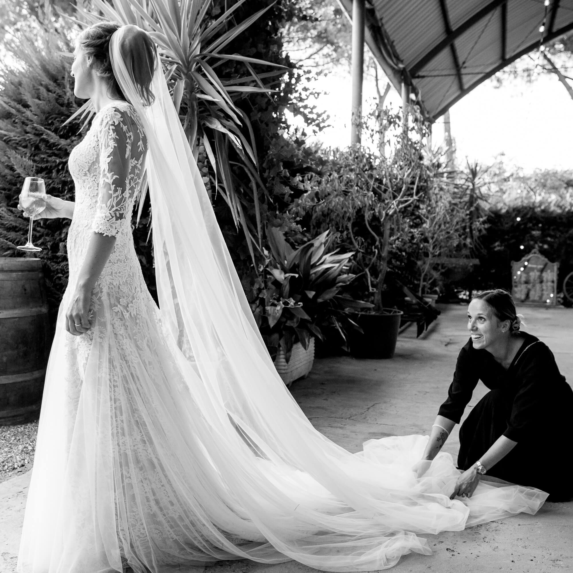 Giulia Alessandri. Wedding Planner in Toscana.