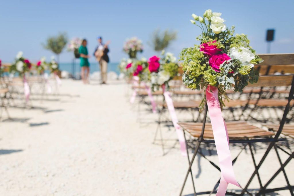 Beach wedding in Tuscany, Forte dei Marmi, Marina di Pietrasanta, Viareggio. Giulia Alessandri Wedding Planner, Wedding Design & Wedding Coordination in Tuscany.