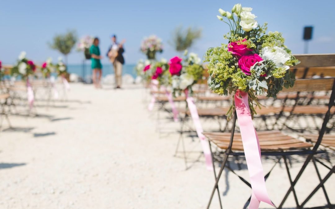 Beach weddings in Tuscany