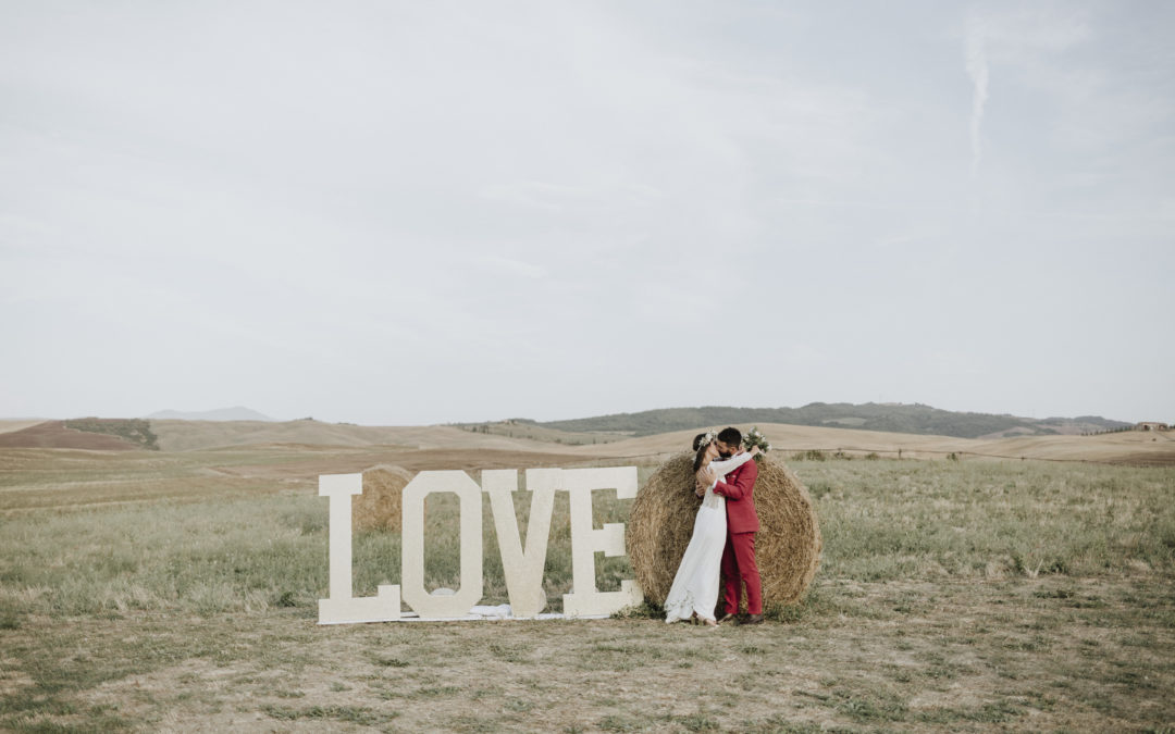Tuscany Wedding Planner: here's whom to trust the organization of your big day!