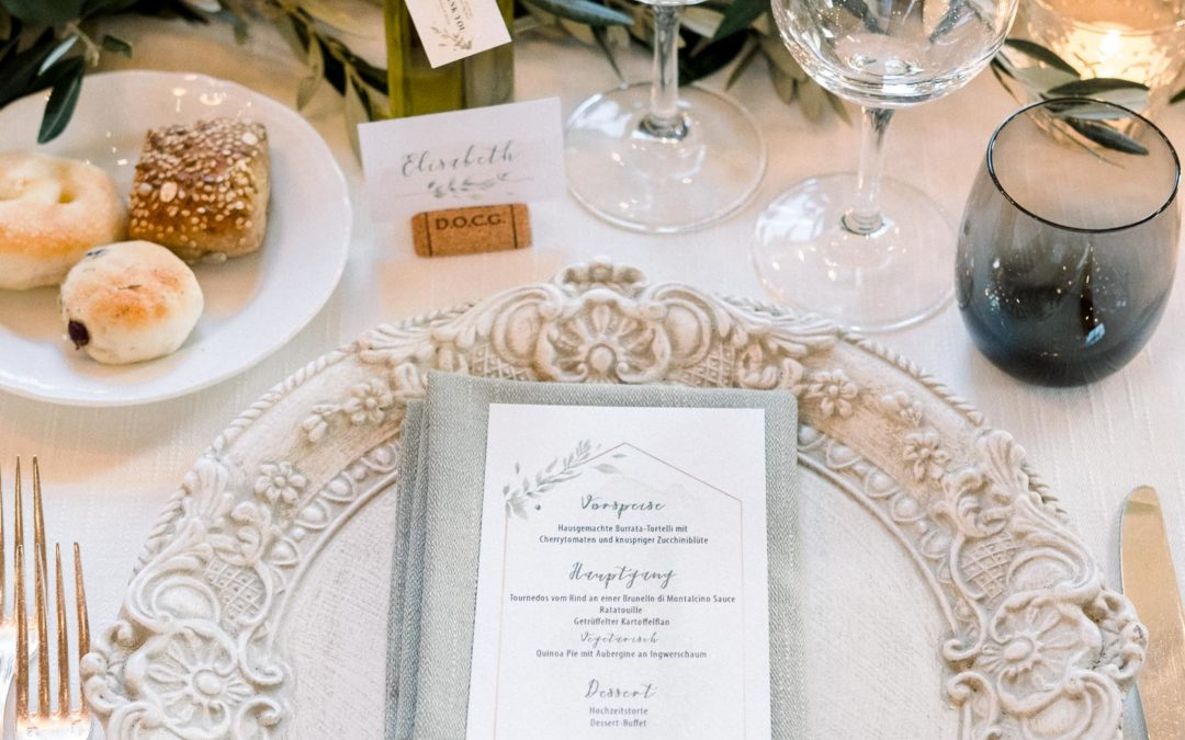 5 advices to organize your wedding in Tuscany
