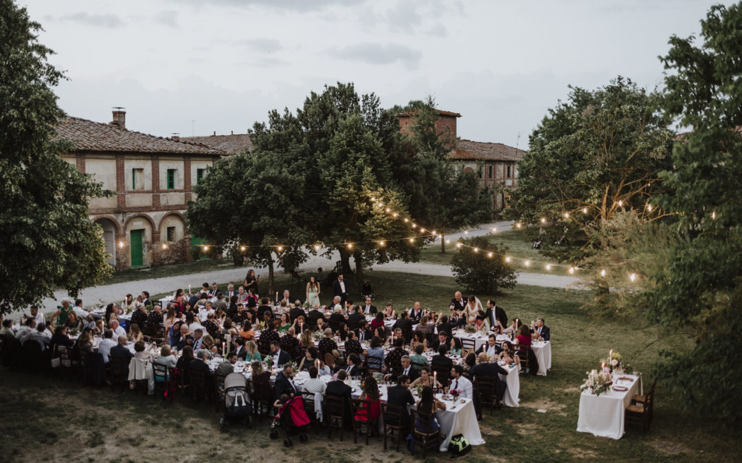 Wedding weekend in Tuscany, what can you visit?