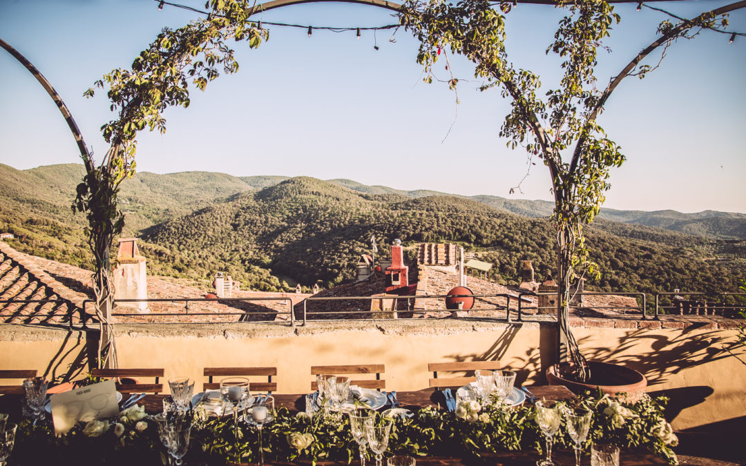 5 good reasons to get married in Tuscany!