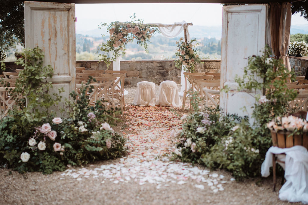 Giulia Alessandri, Wedding Planner in Florence. Destination Wedding in Florence, Tuscany