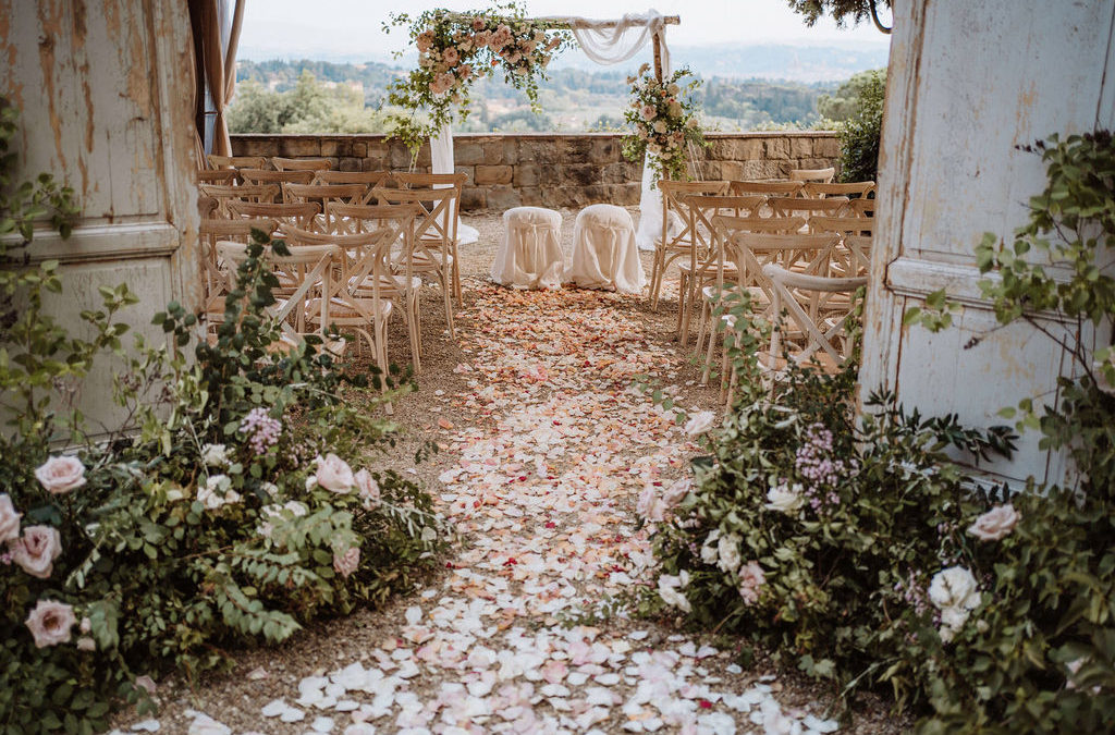 "Wedding in Florence: the most beautiful locations to say ""I do"""