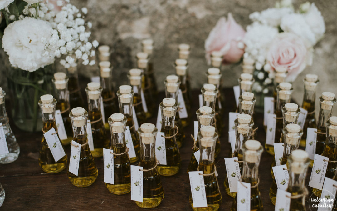 Tuscan wedding favors: the perfect gift for your wedding!