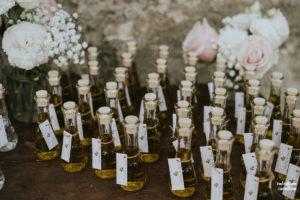 Tuscan weddingfavors