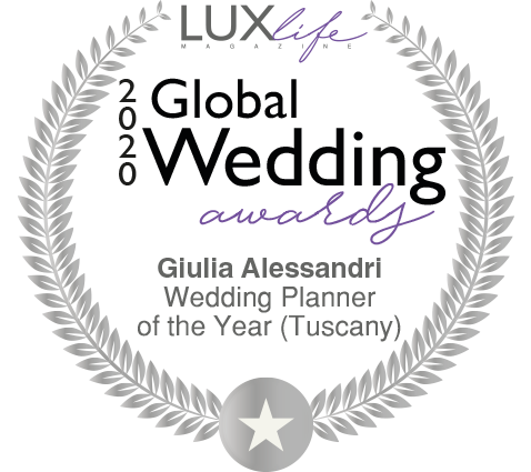 Giulia Alessandri WP_ Wedding Planner of the Year 2020_Toscana