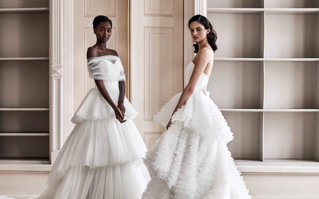 Bridal collections 2021: the new bridal look trends