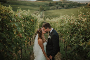 Giulia Alessandri, Wedding Planner. Destination Wedding in a vineyard in Tuscany.