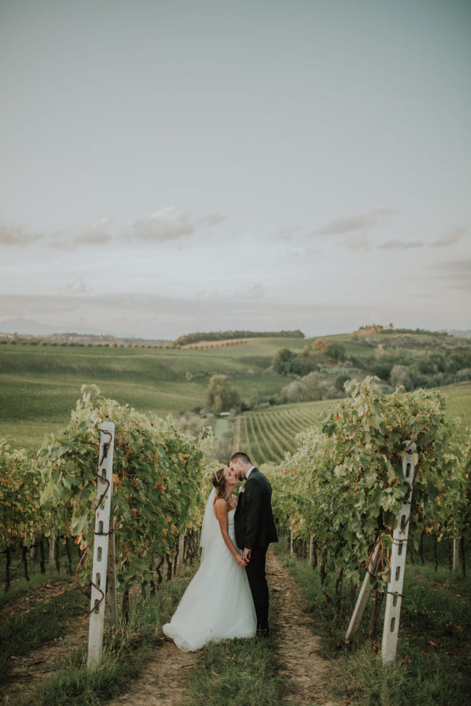 """Outdoor wedding in Tuscany: ideas and locations to say """"I do!"""""""