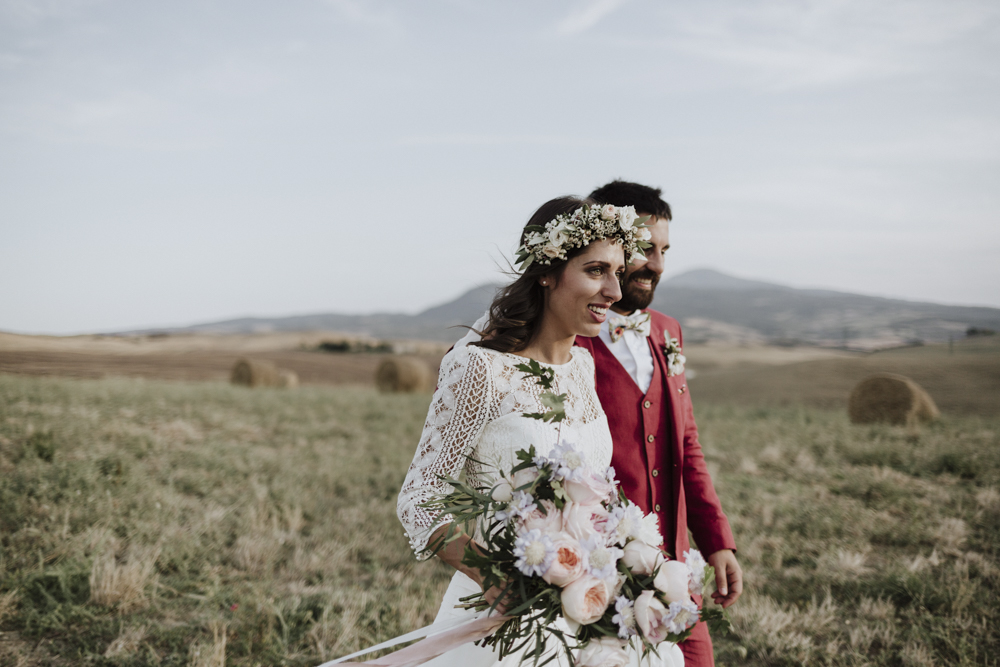 Wedding in Val D'Orcia_Giulia Alessandri wedding planner in Tuscany