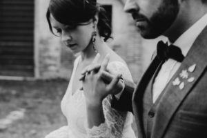 Elopement wedding in Tuscany