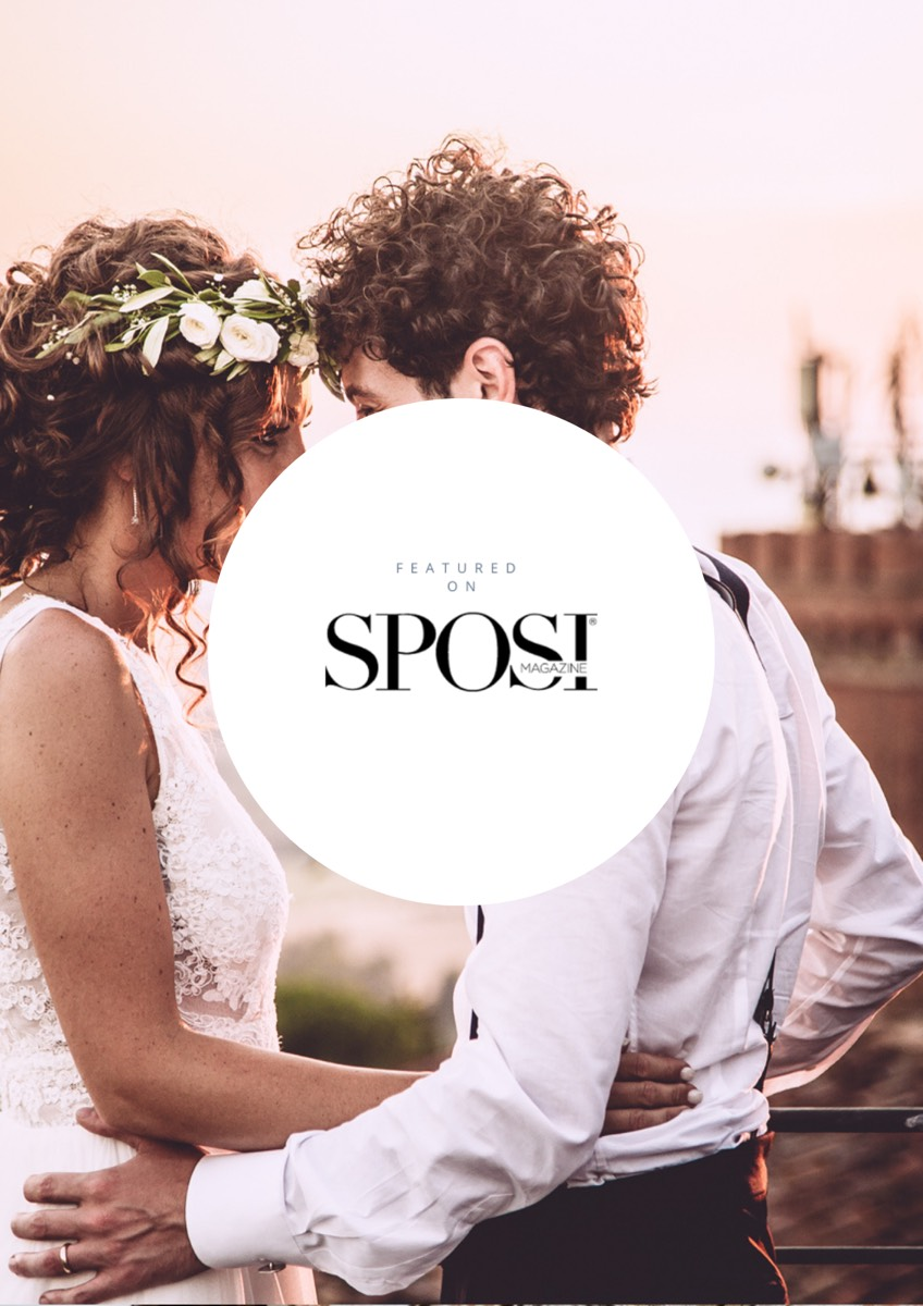 Giulia Alessandri Wedding Planner - Pubblicazione Sposi Magazine