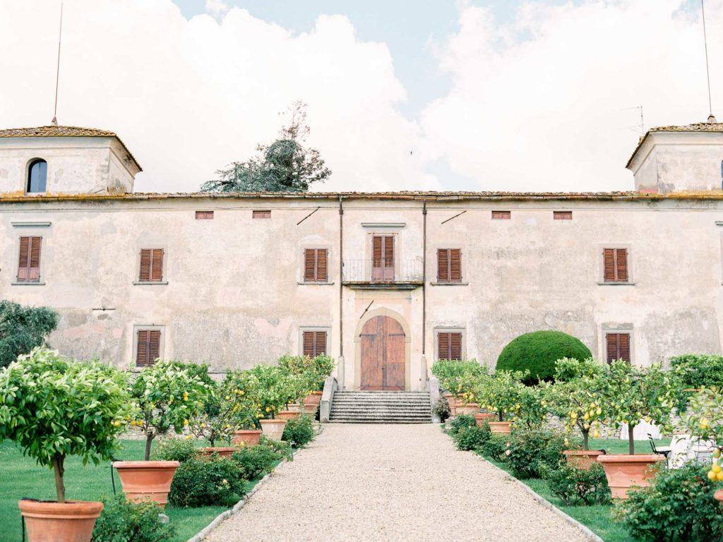 Giulia Alessandri, Wedding Planner in Florence. Wedding in a Tuscan Villa