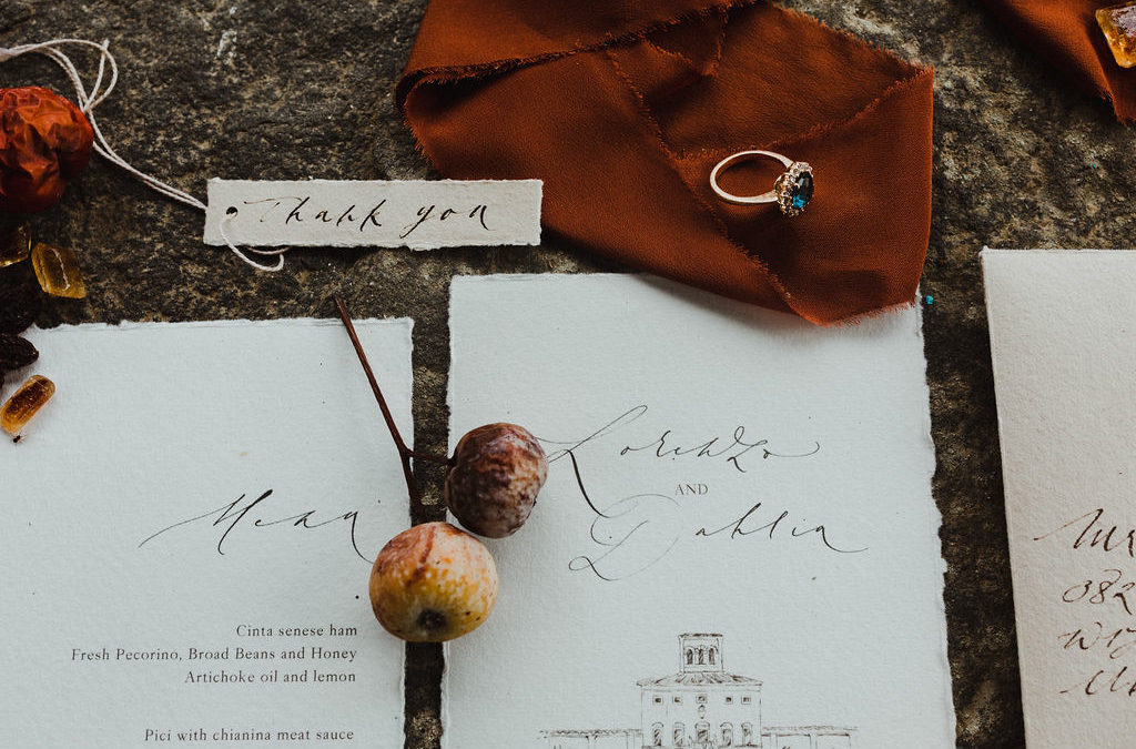 Wedding announcements: the rule of etiquette the perfect choice and message