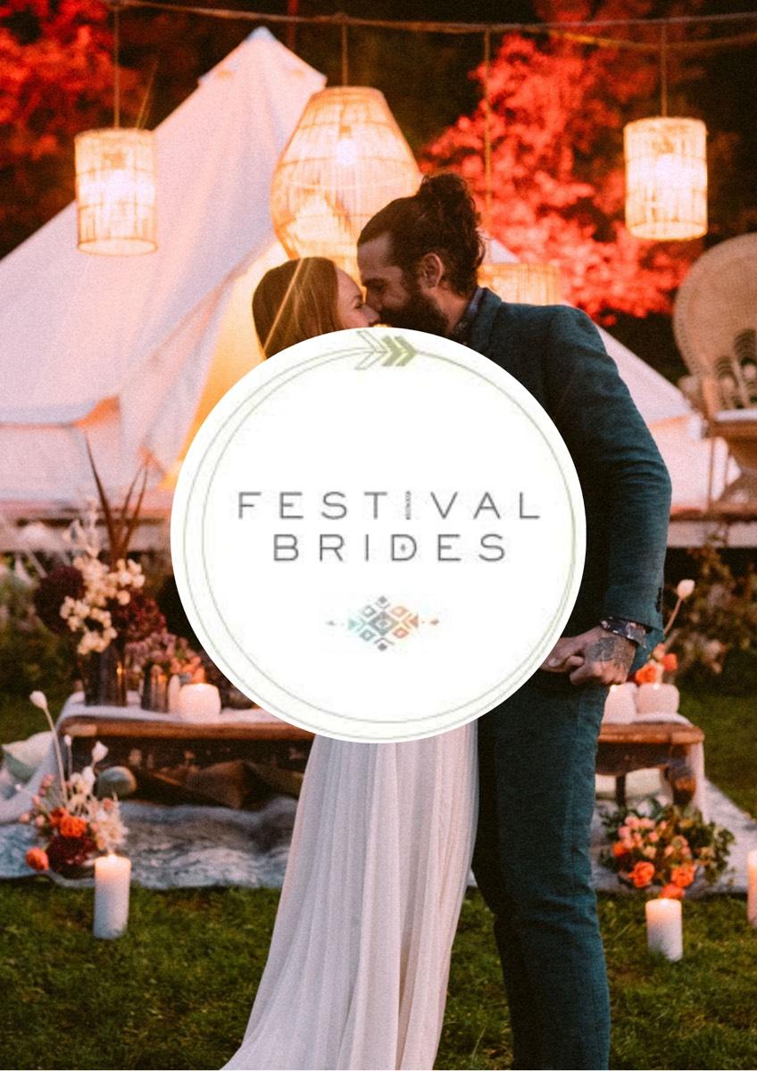 Giulia Alessandri Wedding Planner - Featured on Festival Brides