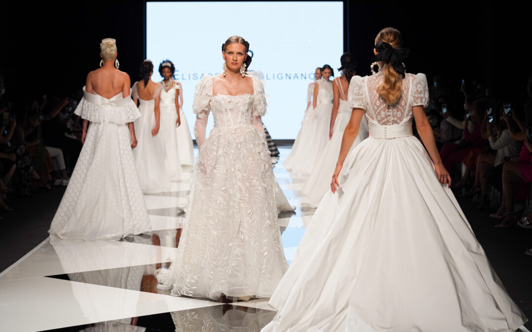 """Eco-Friendly Bridal Gown: new """"green"""" trends for bridal fashion in 2022"""