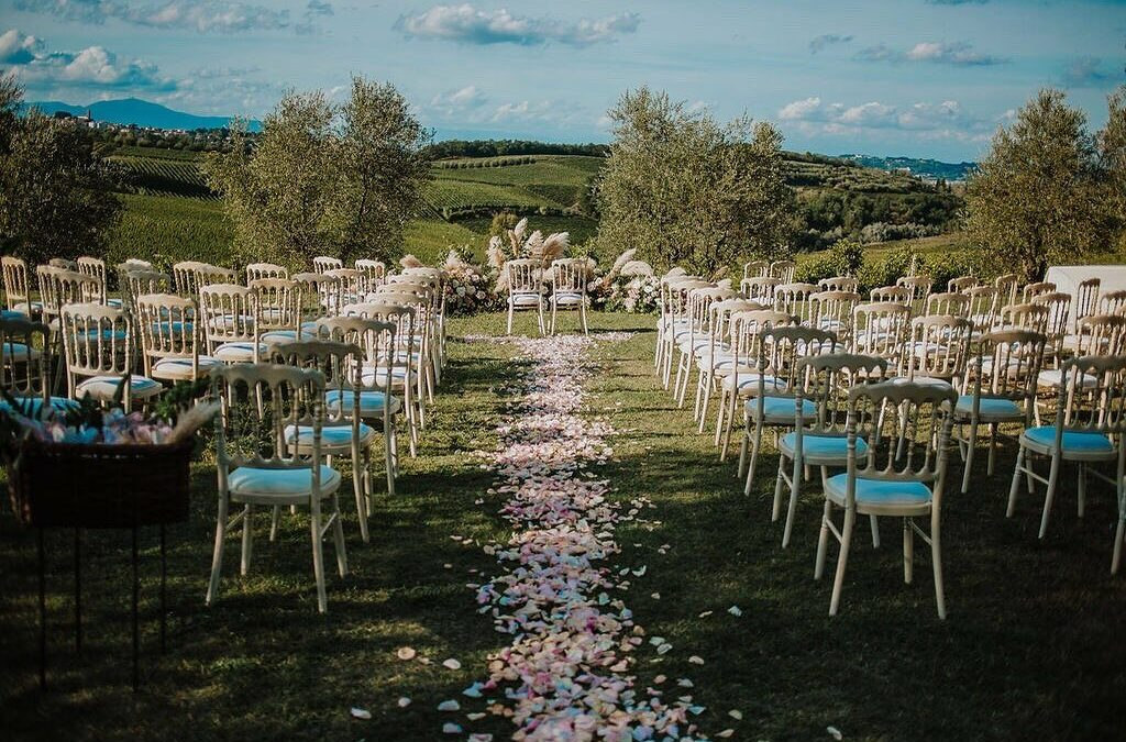 Vineyard Wedding in Tuscany: 5 tips for a perfect outcome